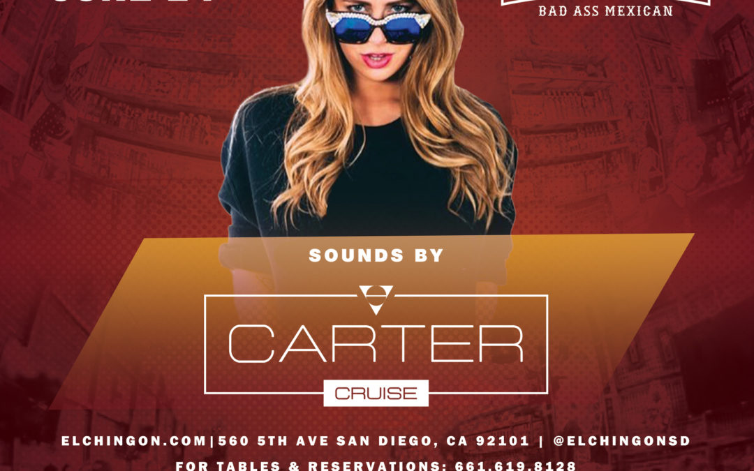 Saturday Nights with Carter Cruise!