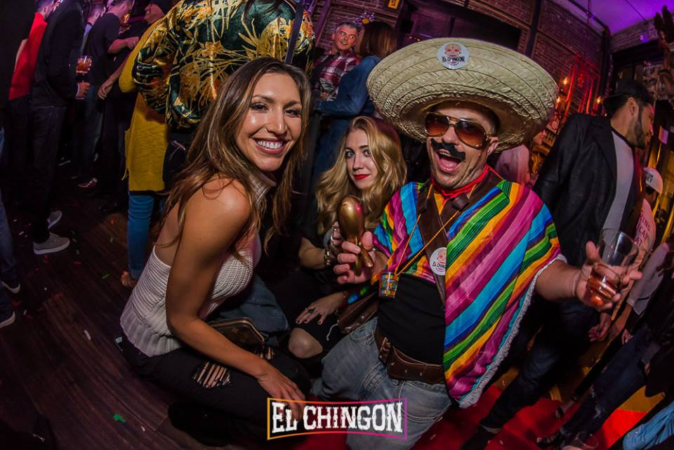Grand Opening Weekend at El Chingon