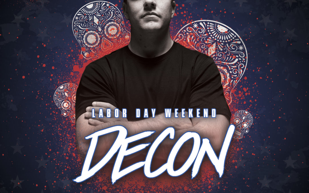 Chingon Fridays with DJ Decon
