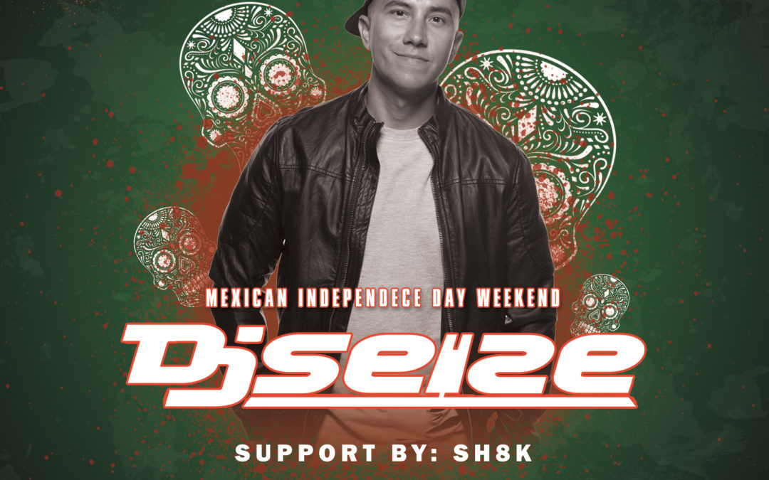 Chingon Fridays with DJ Seize