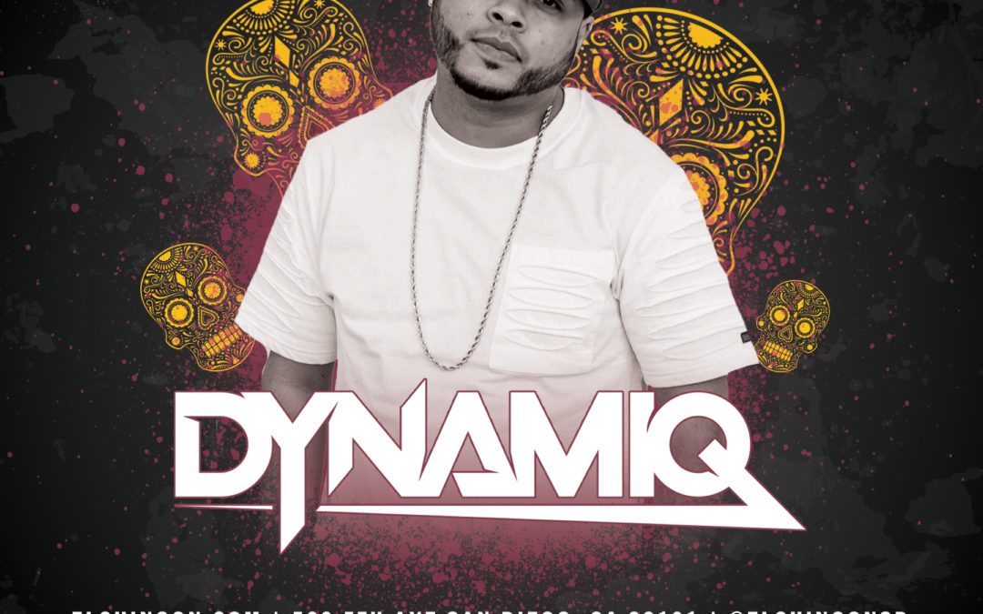 Chingon Saturdays with DJ Dynamiq