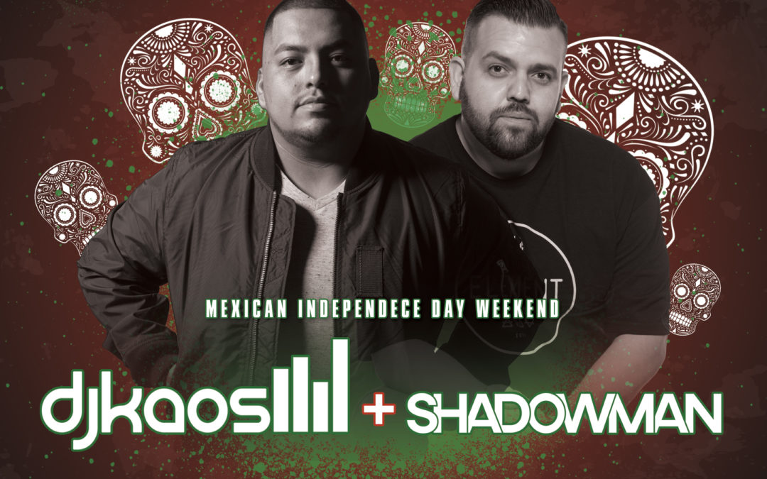 Chingon Saturdays with KAOS + Shadowman