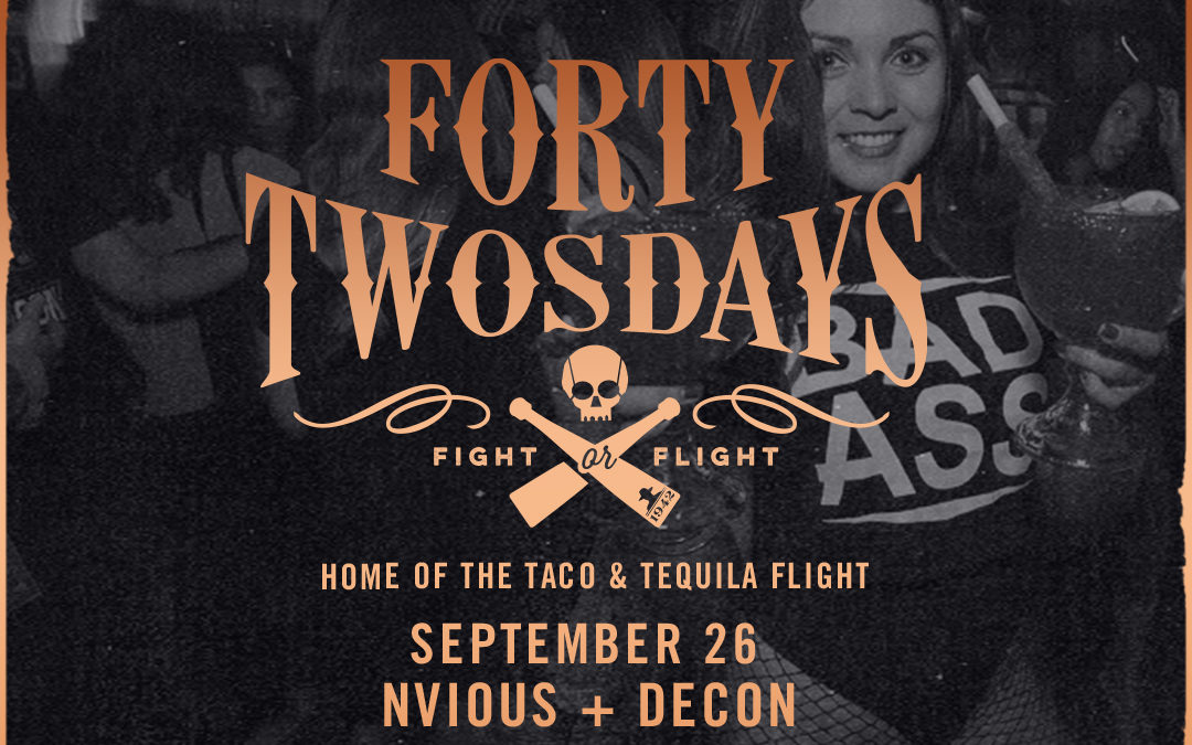 Forty-Twosdays with Nvious + DJ Decon