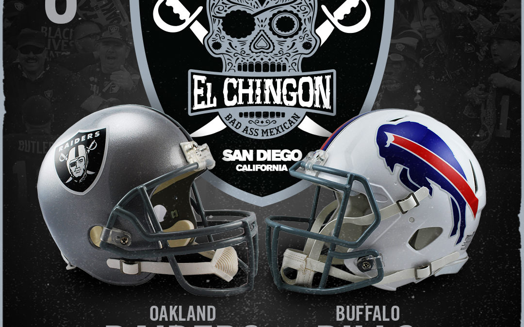 Oakland Raiders vs Buffalo Bills