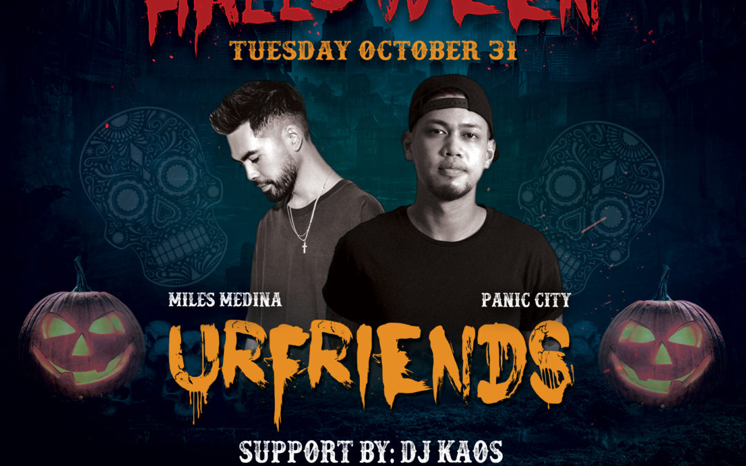 Halloween with Miles Medina + Panic City