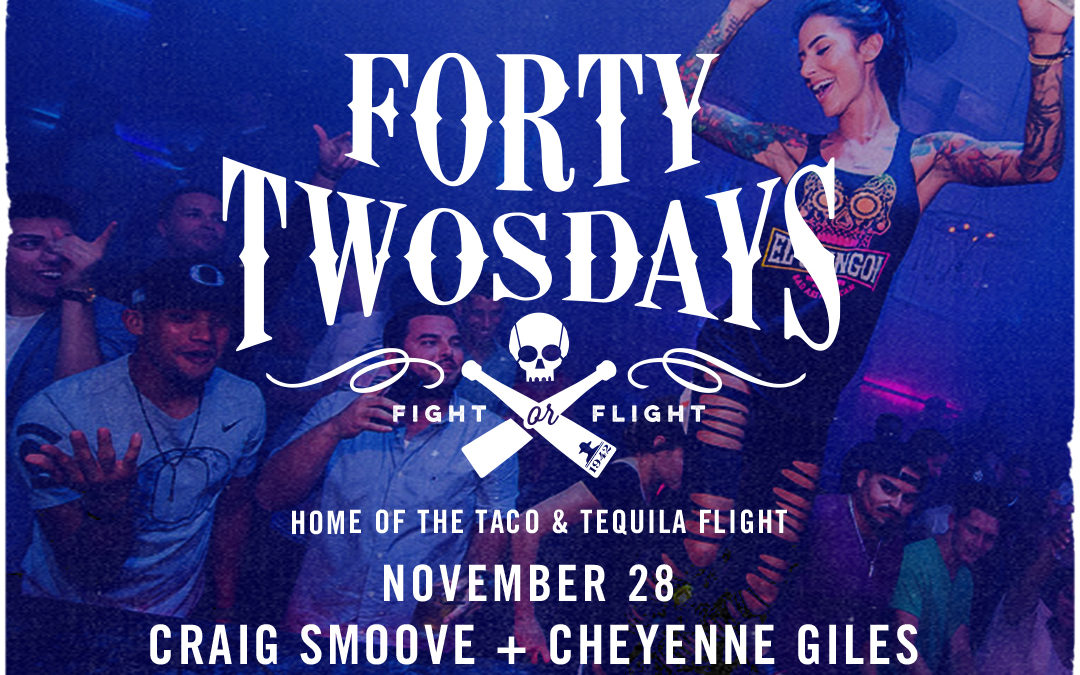 FortyTwosdays with Craig Smoove + Cheyenne Giles