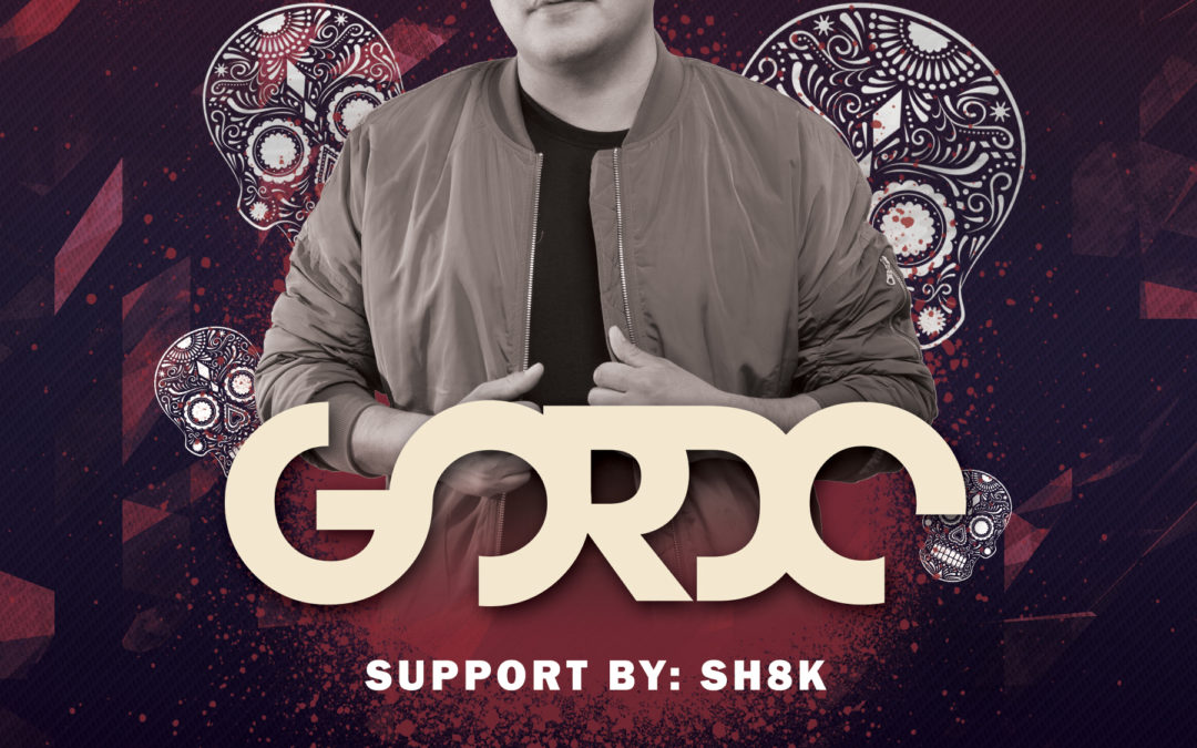 Chingon Fridays with DJ Gordo + SH8K