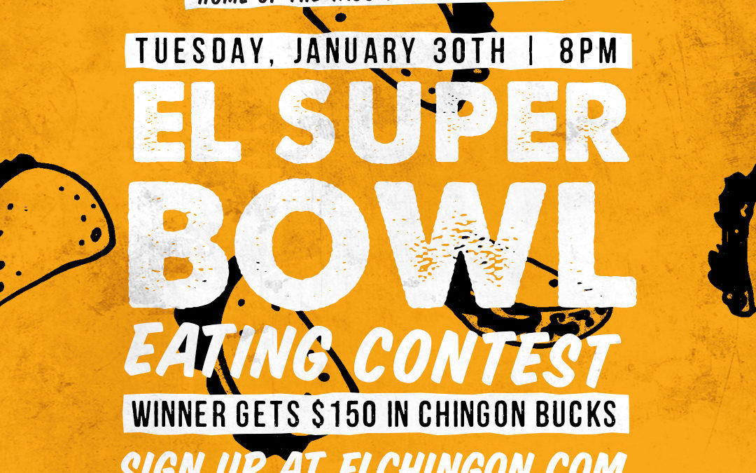 El Super Bowl Eating Contest