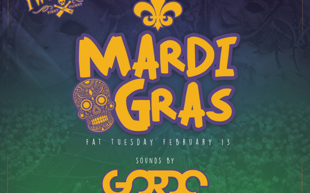 Mardi Gras with GORDO