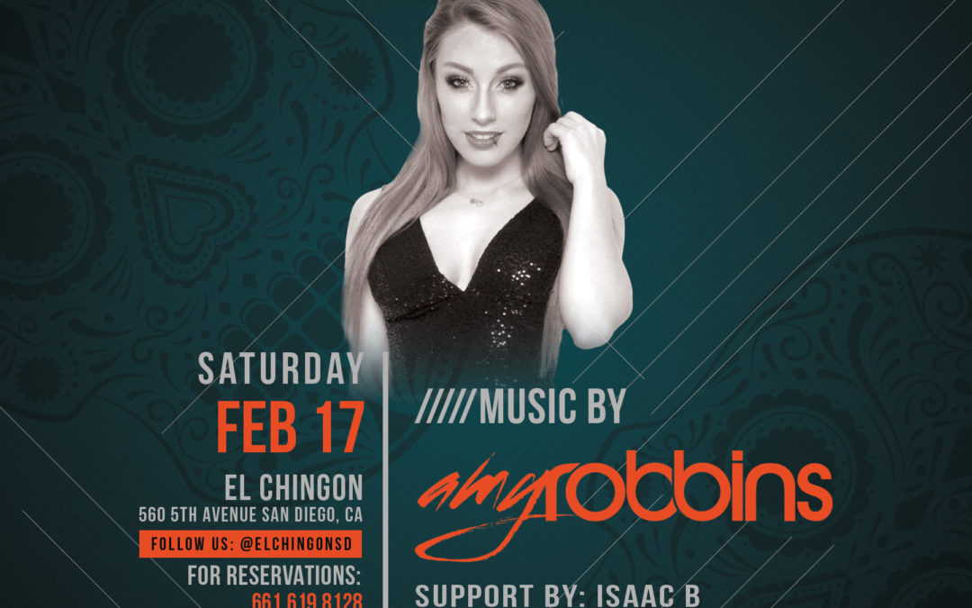 Chingon Saturdays with Amy Robbins
