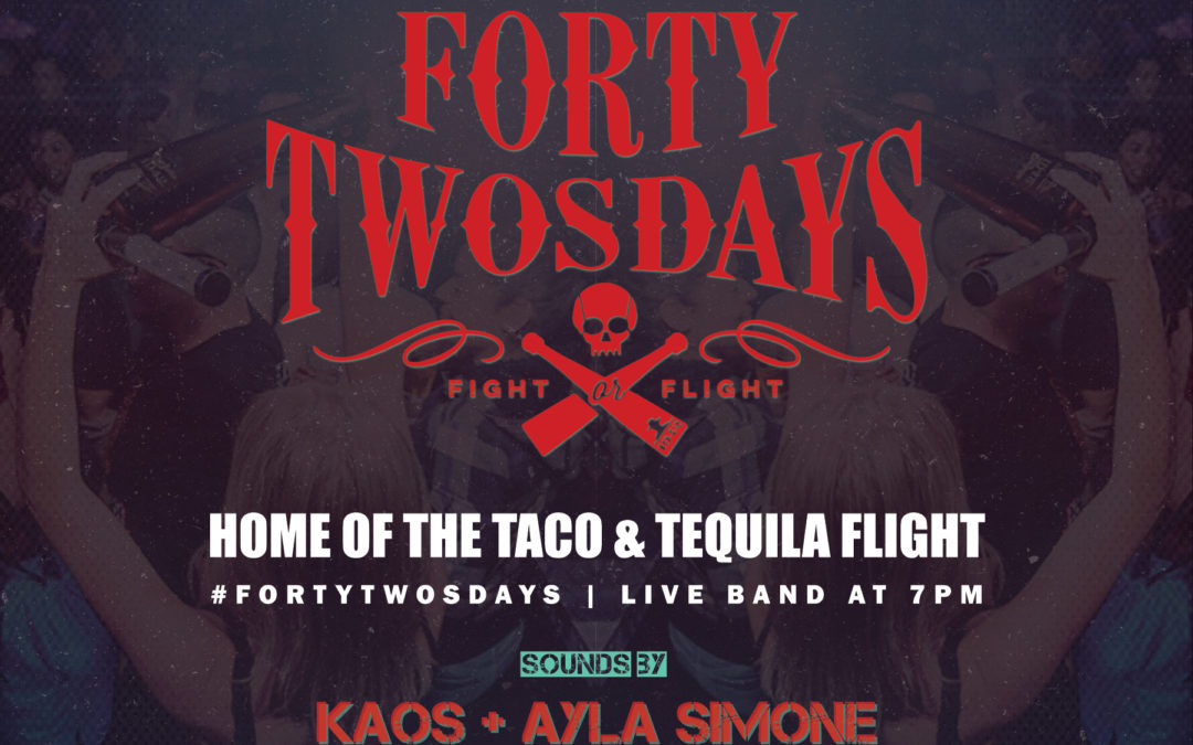 Forty-Twosdays with Ayla Simone + KAOS